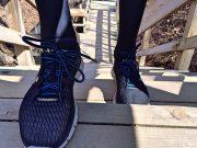 Begin van de langzame duurloop. Wat extra oefeningen!